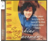 Donovan - Sunshine Superman - CD