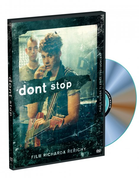 Dont Stop - DVD