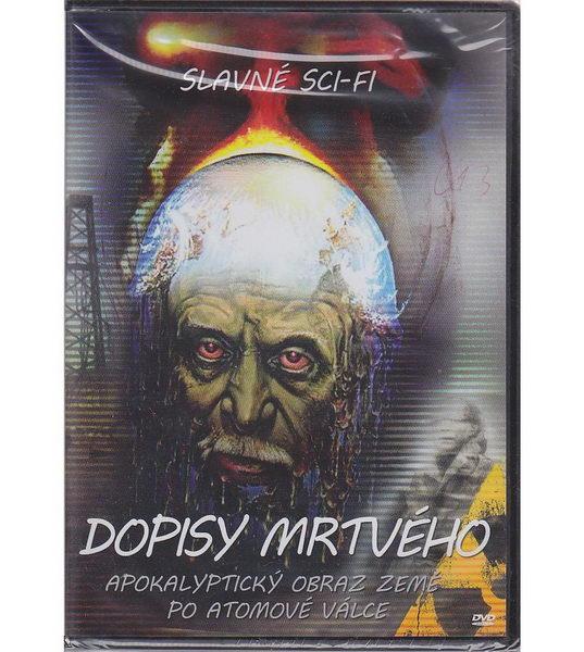 Dopisy mrtvého ( slim ) DVD