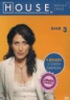 Dr. House - 2. série, disk 3 - DVD