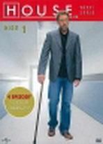 Dr. House - 3. série, disk 1 - DVD
