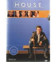 Dr. House - kompletní 1 série - DVD