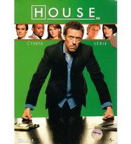 Dr. House - kompletní 04. série - DVD
