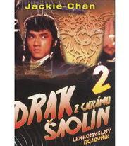 Drak z chrámu Šaolin 2: Lehkomyslný bojovník - DVD