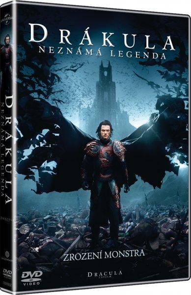 Drákula: Neznámá legenda - DVD