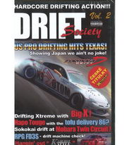 Drift Society Vol. 2 - DVD