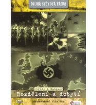 Druhá světová válka - Rozdělení a dobytí - DVD