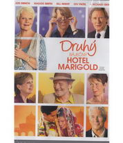 Druhý báječný hotel Marigold - DVD plast