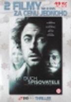 Duch spisovatele + Zlo mezi námi - DVD