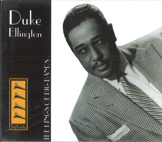Duke Ellington - The King of the big bands - CD