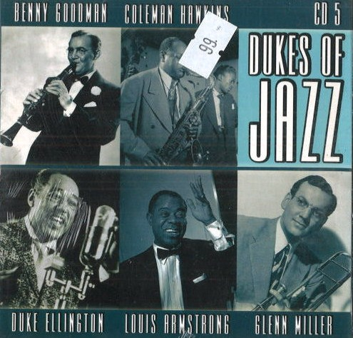Dukes of jazz - 5CD
