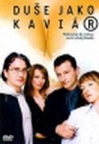 Duše jako kaviár - DVD