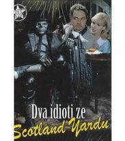 Dva idioti ze Scotland Yardu - DVD/digipack/