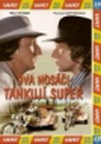 Dva nosáči tankují super - DVD pošetka