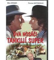 Dva nosáči tankují super ( slim ) DVD