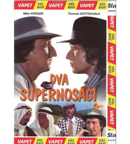 Dva supernosáči - DVD