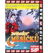 Dvanáct měsíčku - DVD