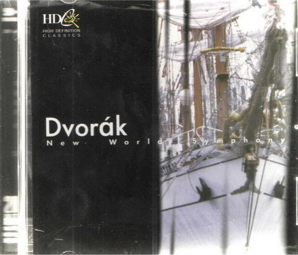 Dvorák - New World Symphony - CD