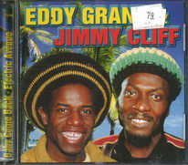 Eddy Grant and Jimmy Cliff - CD