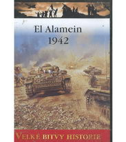 Velké bitvy historie - El Alamein 1942 - DVD