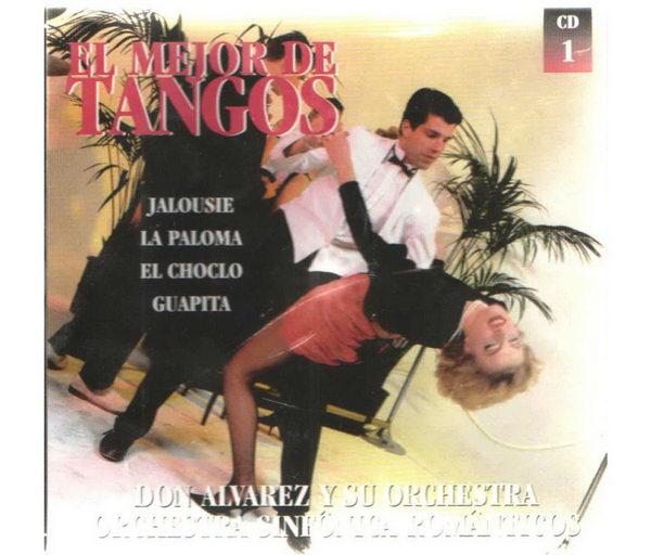 El Mejor de Tangos - CD1