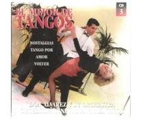El Mejor de Tangos - CD3
