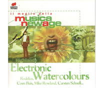 Electronic Watercolours - CD