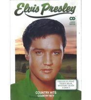Elvis Presley - Country hits CD