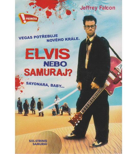 Elvis nebo samuraj? - DVD