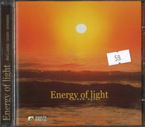 Energy of light - New age - CD