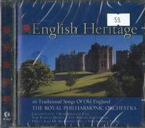 English Heritage - CD