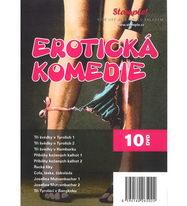 Erotická komedie Kolekce 10 DVD