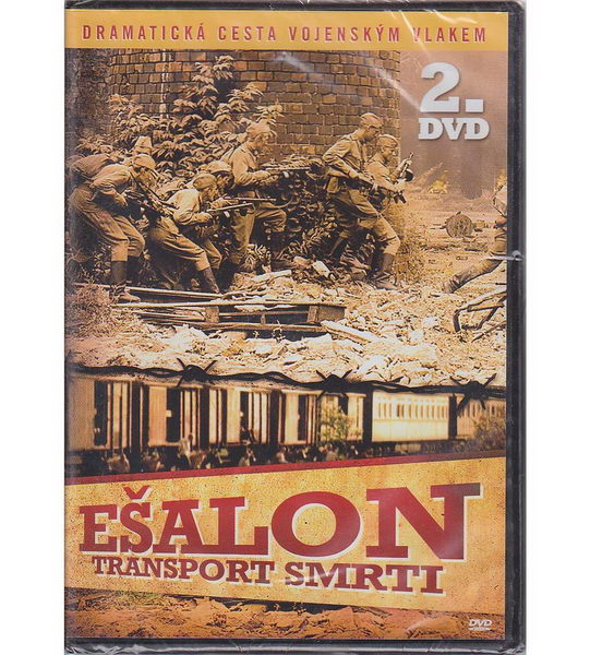 Ešalon: Transport smrti 2. DVD