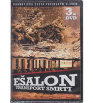 Ešalon: Transport smrti 3. DVD