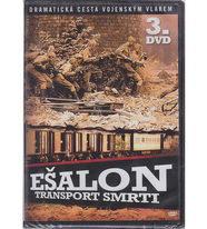 Ešalon: Transport smrti 3. DVD