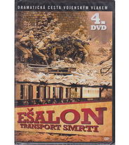 Ešalon: Transport smrti 4. DVD