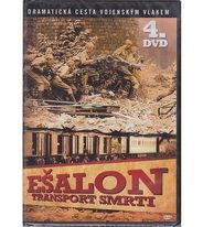 Ešalon: Transport smrti 4. DVD