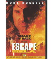 Escape from L.A. / Útěk z L.A. - DVD/plast/
