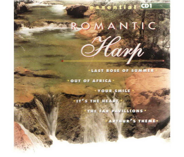 Essential - Romantic Harp - 1 - CD