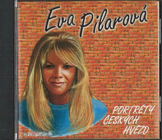 Eva Pilarová - Portréty českých hvězd - CD