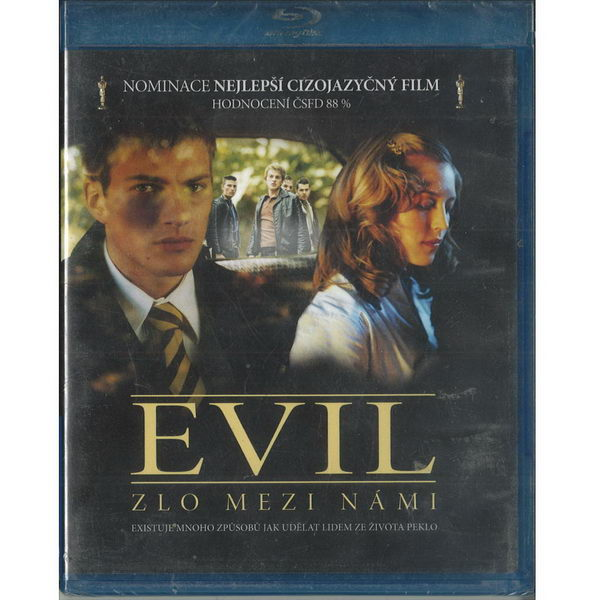 Evil - Zlo mezi námi - BD
