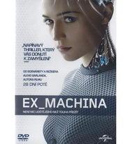 Ex_Machina - DVD plast