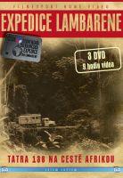 Expedice Lambarene - 3x DVD - DVD box