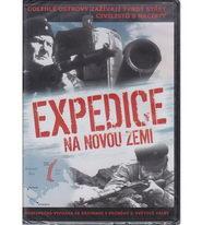Expedice na novou zemi - DVD plast/slim
