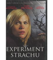 Experiment strachu - DVD