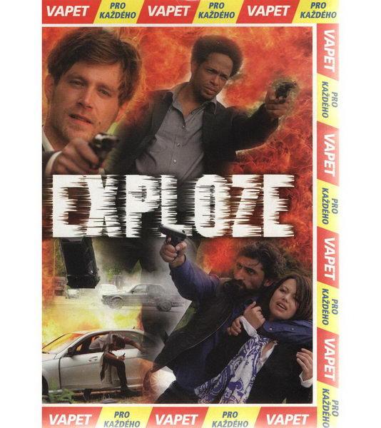 Exploze - DVD