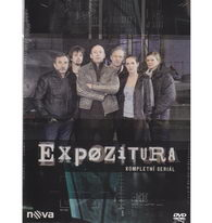 Expozitura - 8 DVD kolekce