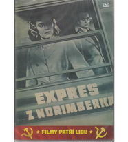 Expres z Norimberka - Plast DVD