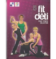 FISAF FITNESS COLLECTION 05 - Fit děti - DVD