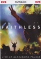 Faithless - Live At Alexandra Palace DVD